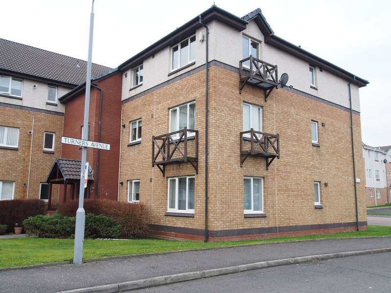 2 Bedrooms Apartment Flat for rent in Turners Avenue, Paisley PA1