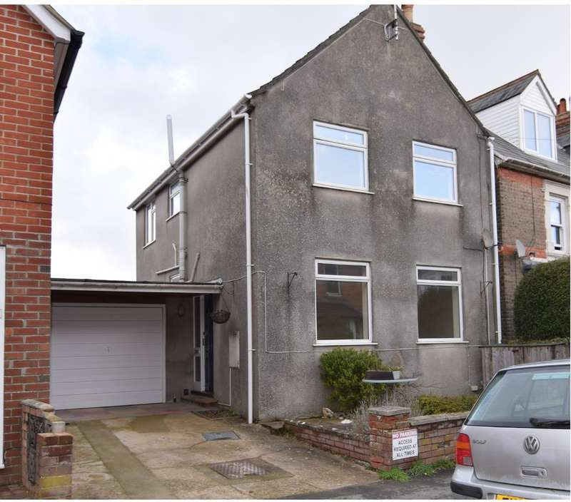 3 Bedrooms Detached House for rent in Monmouth Road, Dorchester DT1