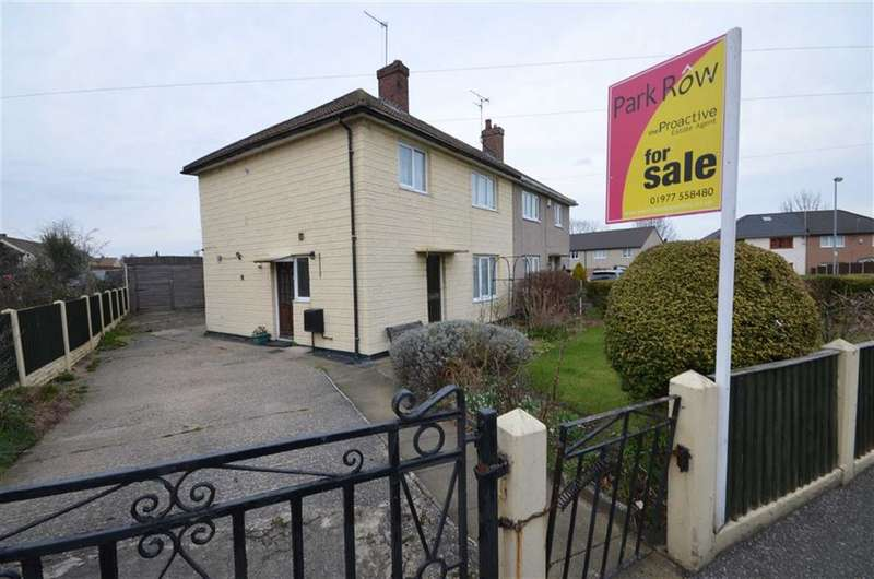 3 Bedrooms Property for sale in Crewe Road, Airedale, Castleford, WF10