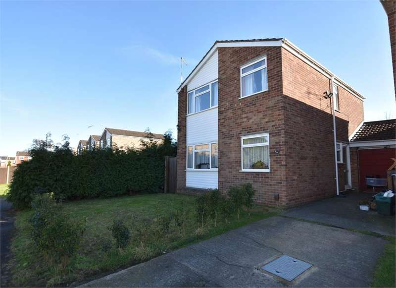 3 Bedrooms Detached House for sale in Goss View, Nailsea, Bristol, North Somerset