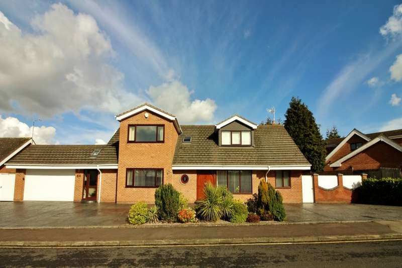 5 Bedrooms Detached House for sale in The Shrubberies, Coventry, CV4