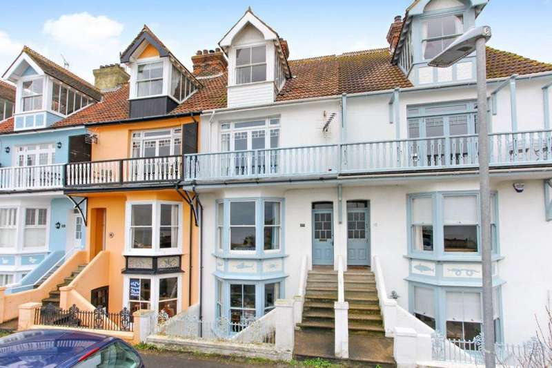 5 Bedrooms Terraced House for sale in Wave Crest, Whitstable, CT5