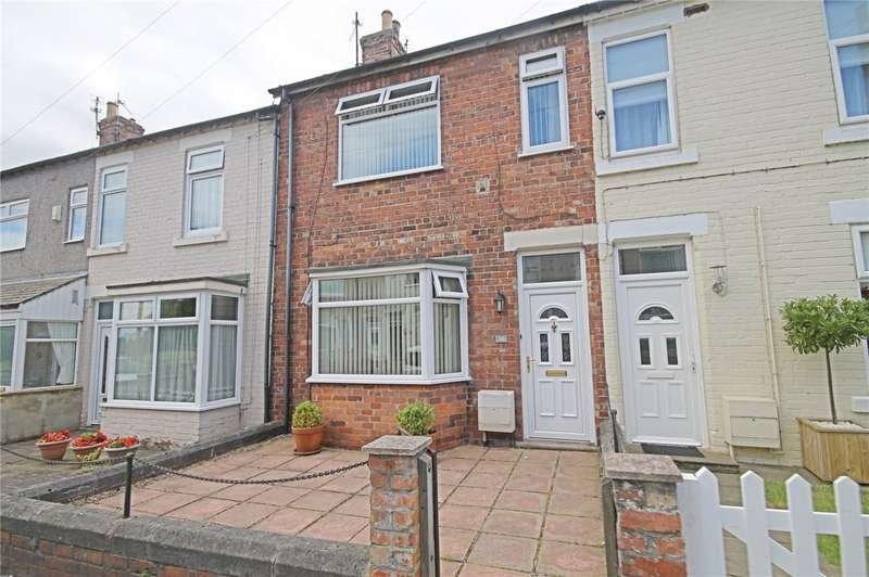 2 Bedrooms Terraced House for sale in Chapel Street, Middleton St George, Co Durham, DL2