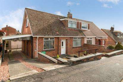 3 Bedrooms Bungalow for sale in Gallowhill Quadrant, Coylton