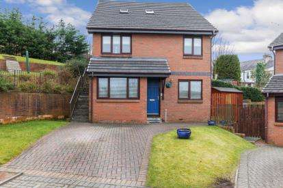 4 Bedrooms Detached House for sale in Stonefield Grove, Paisley