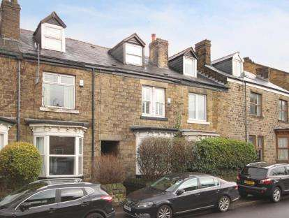 3 Bedrooms Terraced House for sale in Osborne Road, Sheffield, South Yorkshire