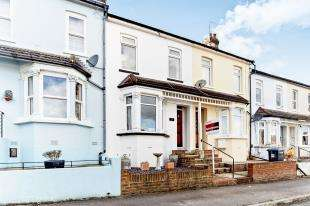 2 Bedrooms Terraced House for sale in Cromwell Road, Caterham, ., Surrey