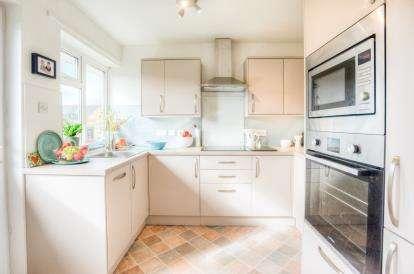 2 Bedrooms Bungalow for sale in Evenlode Gardens, Moreton In Marsh, Glos, .