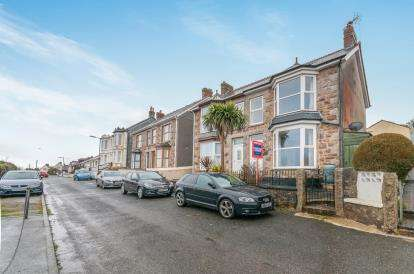 5 Bedrooms Semi Detached House for sale in Camborne, Cornwall