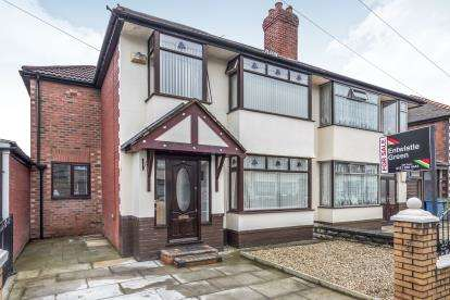 4 Bedrooms Semi Detached House for sale in Eaton Gardens, Liverpool, Merseyside, England, L12