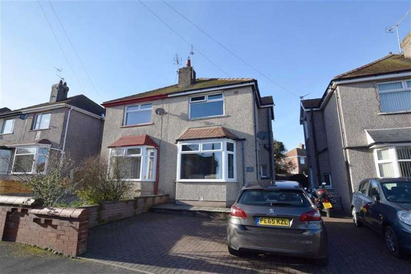 3 Bedrooms Semi Detached House for sale in Highlands Avenue, Barrow In Furness, Cumbria