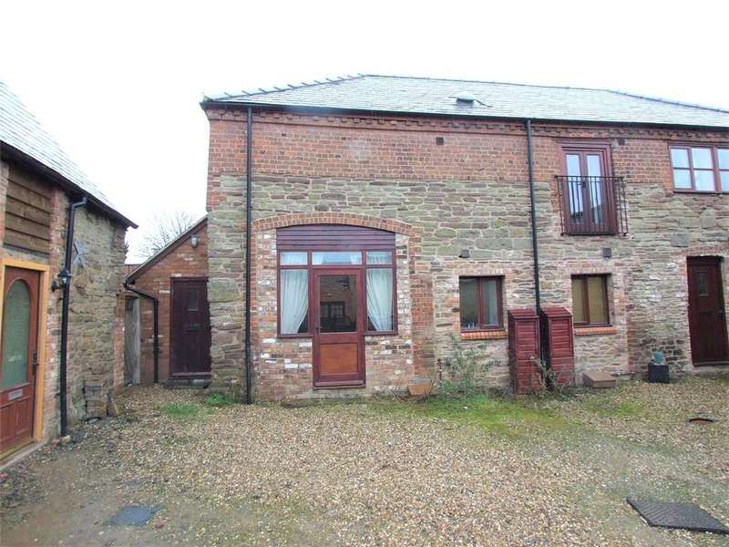 2 Bedrooms Semi Detached House for rent in Bank Court, Leominster, Herefordshire