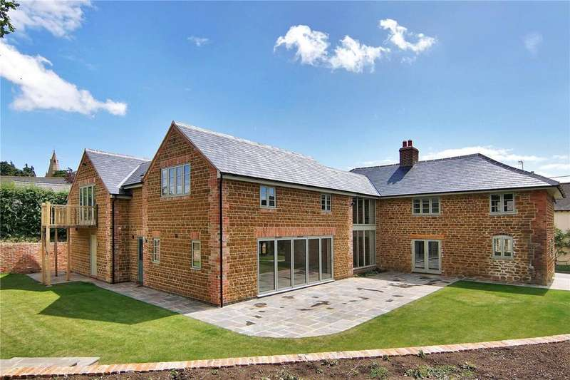 4 Bedrooms Detached House for sale in Main Street, Slawston