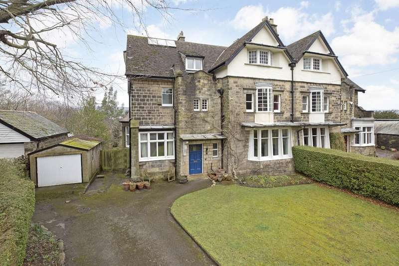 7 Bedrooms Semi Detached House for sale in Kings Road, Ilkley