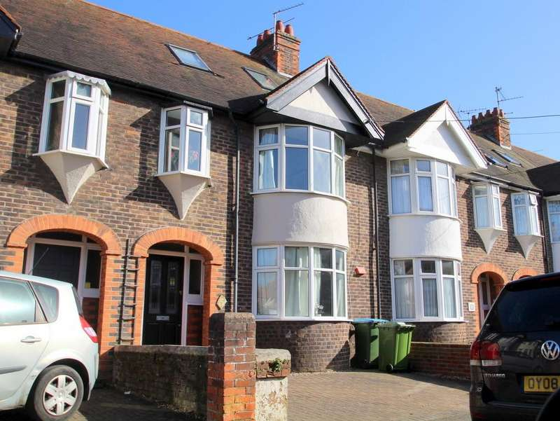 4 Bedrooms Terraced House for sale in Maxwell Road, Littlehampton