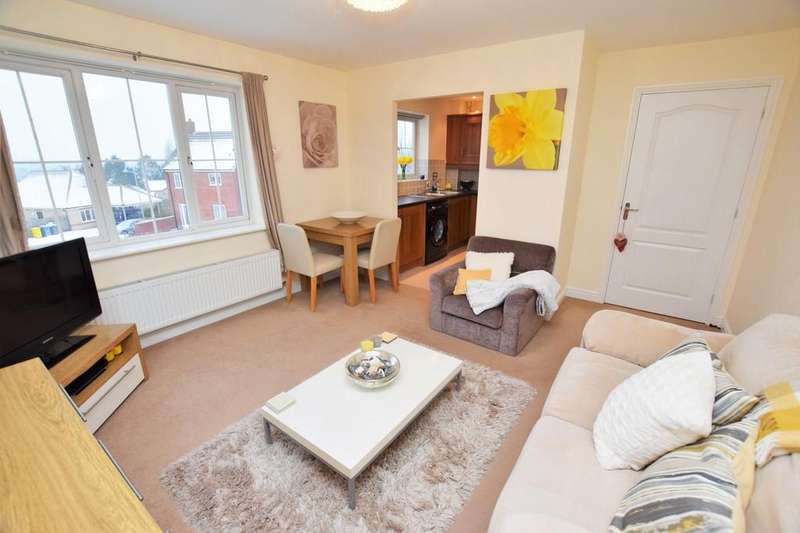 1 Bedroom Maisonette Flat for sale in Clermont Avenue, Sudbury CO10 1ZN