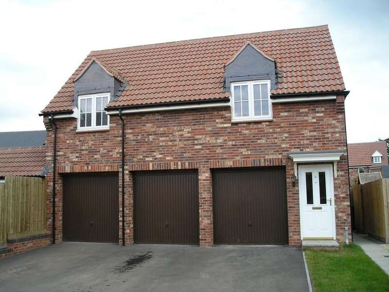2 Bedrooms Apartment Flat for rent in KITTY HAWK CLOSE, MELKSHAM