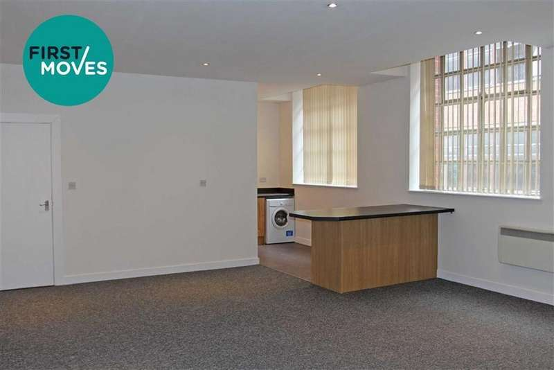 2 Bedrooms Apartment Flat for sale in Wimbledon Street, Leicester