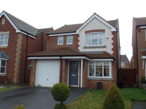 3 Bedrooms Detached House for sale in COTTINGHAM GROVE, THORNLEY, PETERLEE AREA VILLAGES