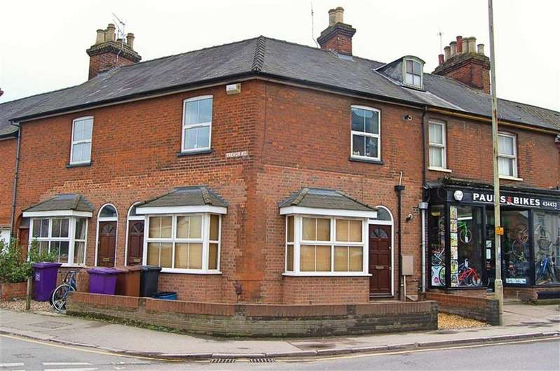 1 Bedroom Flat for sale in Walsworth Road, Hitchin, Hertfordshire