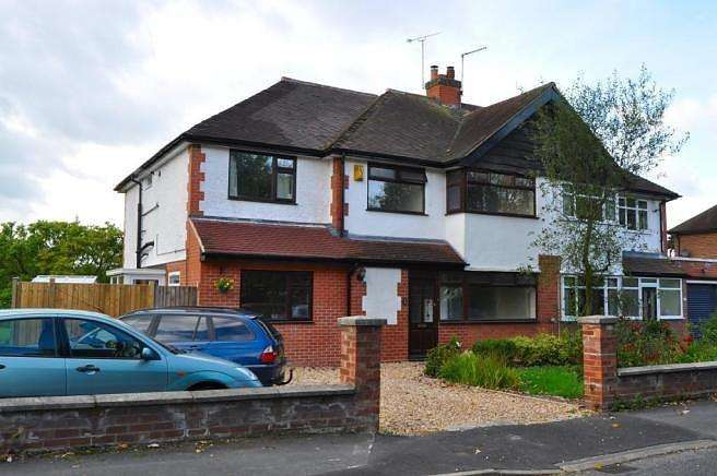 4 Bedrooms Semi Detached House for rent in 26 Crossley Crescent, Hoole, Chester