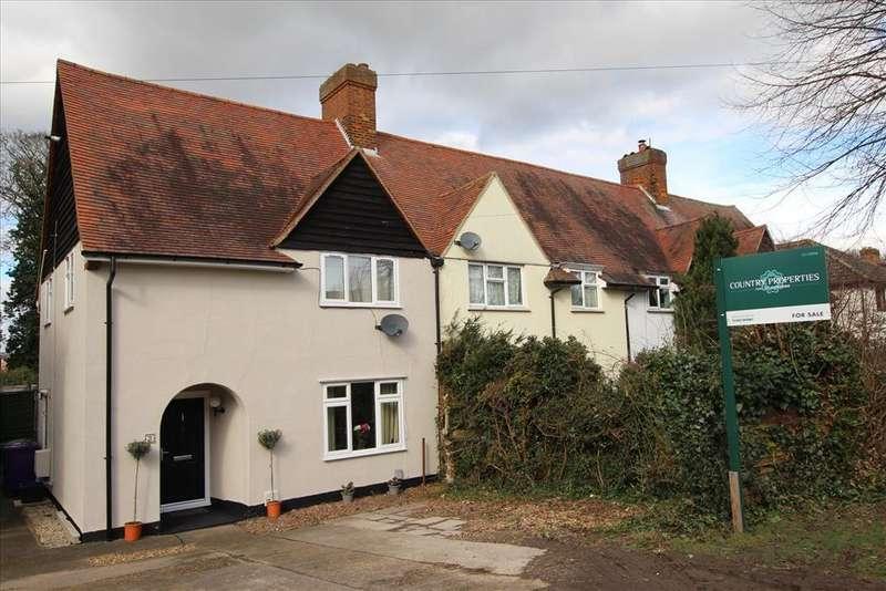 3 Bedrooms Terraced House for sale in Nightingale Way, BALDOCK, SG7