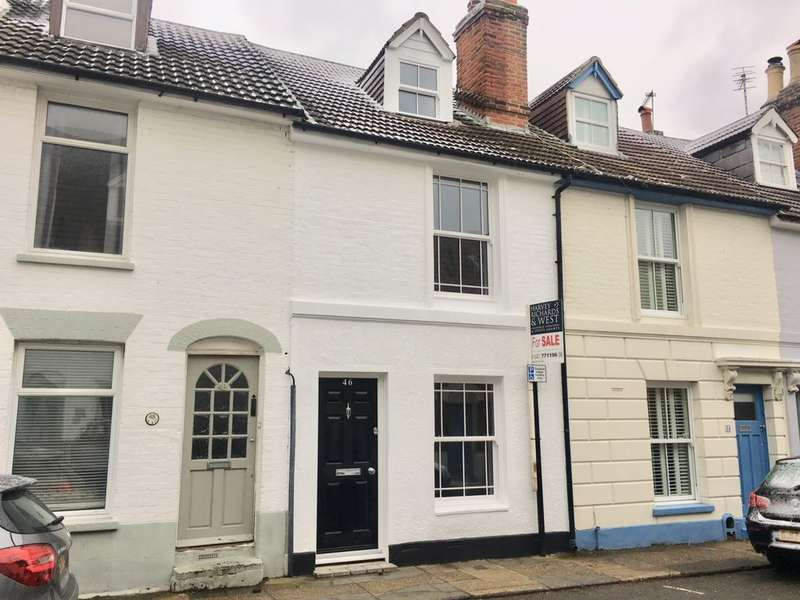 3 Bedrooms Terraced House for sale in Sydenham Street, Whitstable, CT5