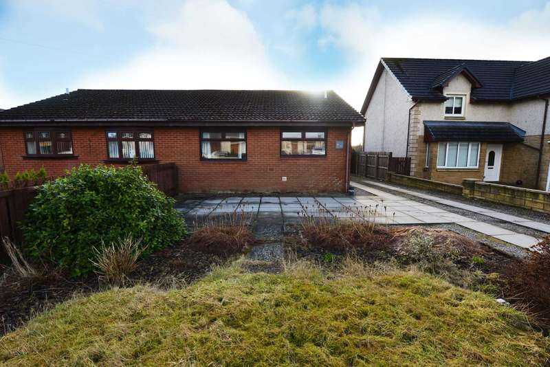 2 Bedrooms Semi Detached House for sale in Greengairs Road, Greengairs