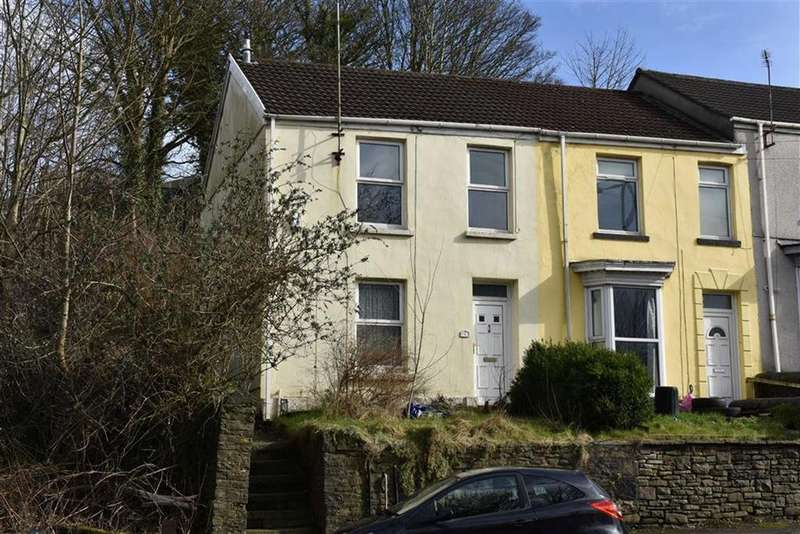 2 Bedrooms End Of Terrace House for sale in Canaan Row, Swansea, SA1