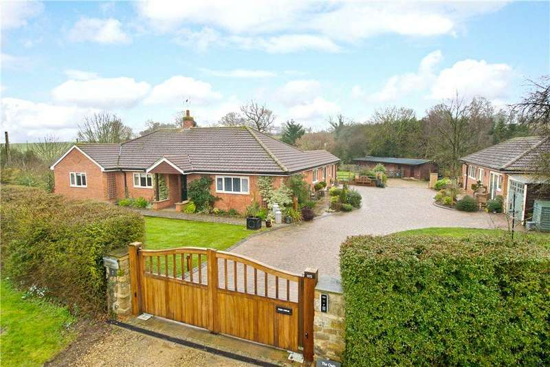 4 Bedrooms Detached Bungalow for sale in Brookside, Wappenham, Towcester, Northamptonshire