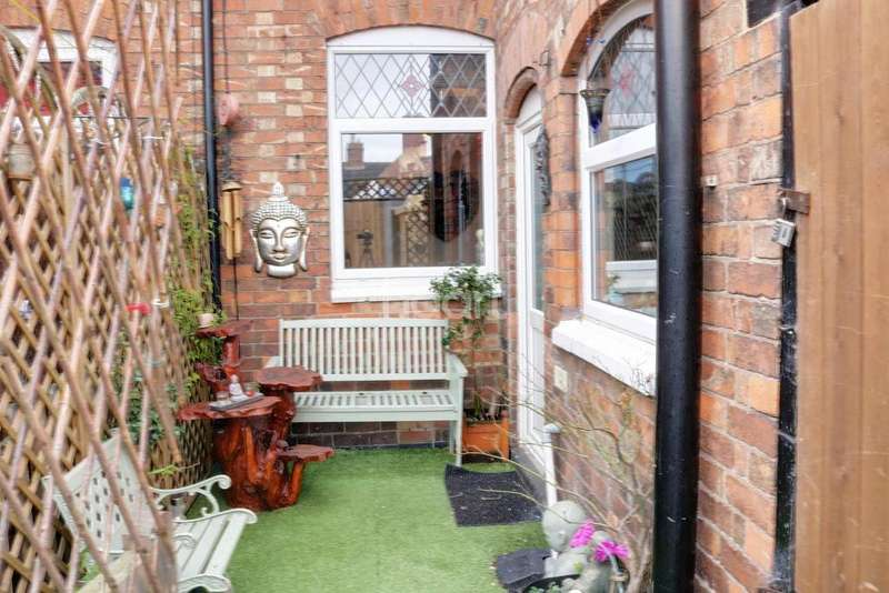 3 Bedrooms Terraced House for sale in Grove Lane, Barrow-Upon-Soar