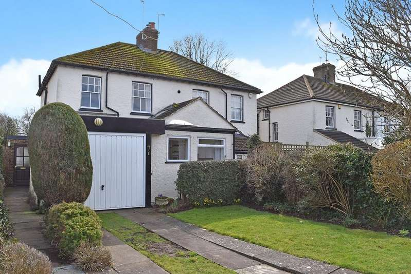 3 Bedrooms Semi Detached House for sale in Church Avenue, Leighton Buzzard
