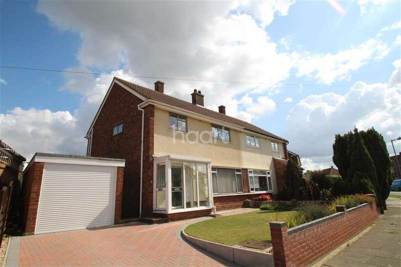 3 Bedrooms Semi Detached House for rent in Tranmere Grove, Ipswich