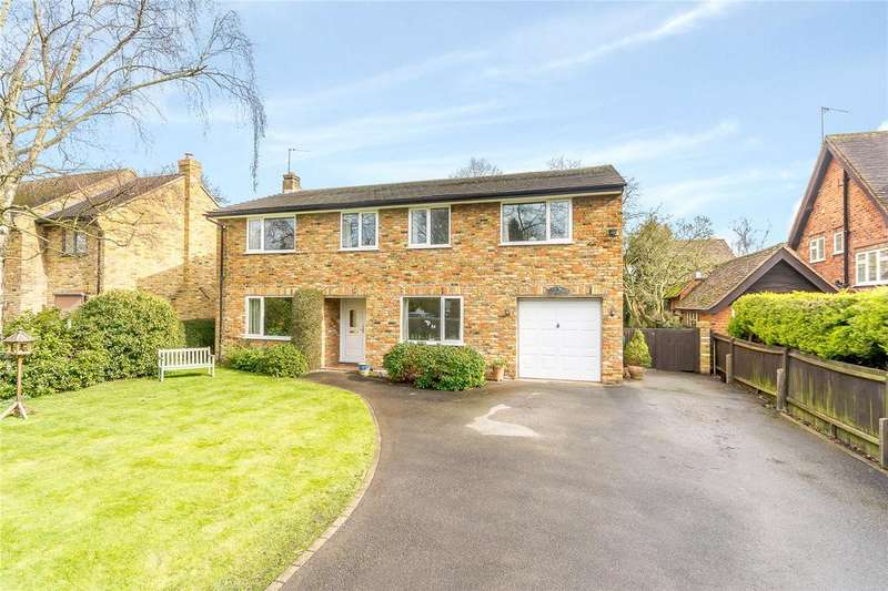 4 Bedrooms Detached House for sale in Upway, Chalfont St. Peter, Gerrards Cross, Buckinghamshire