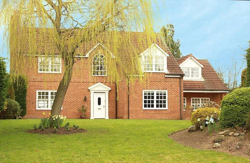 5 Bedrooms Detached House for sale in Aislaby Road, Eaglescliffe