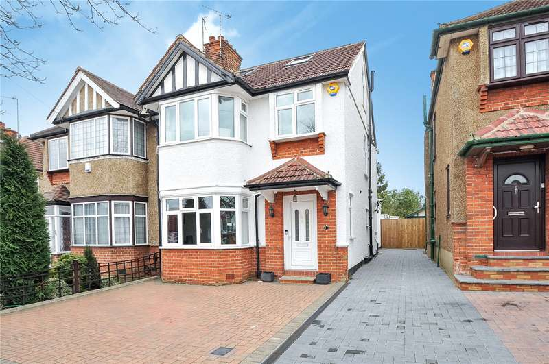 4 Bedrooms Semi Detached House for sale in Merton Road, Harrow, Middlesex, HA2