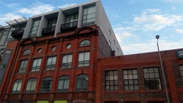 2 Bedrooms Flat for sale in 40 Pall Mall, Liverpool, Merseyside