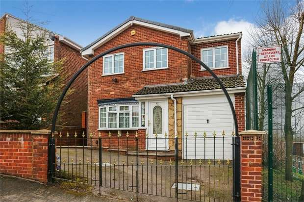 4 Bedrooms Detached House for sale in Peel Street, Dudley, West Midlands