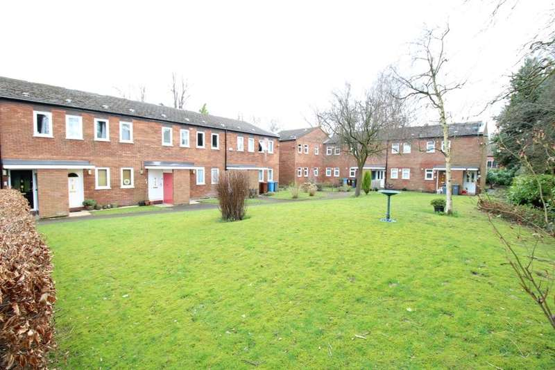 2 Bedrooms Flat for sale in Wilbraham Road, MANCHESTER, M21