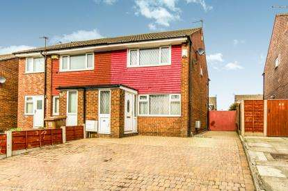 2 Bedrooms Semi Detached House for sale in Derby Street, Heywood, Manchester, Greater Manchester