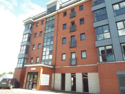 2 Bedrooms Flat for sale in Sedgwick Court, Warrington, Cheshire