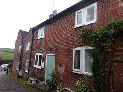 Terraced House for sale in Main Street, Repton, Derby, Derbyshire