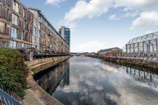 1 Bedroom Flat for sale in The Wharf, Dock Head Road, Chatham, Kent