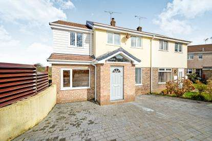 4 Bedrooms Semi Detached House for sale in St Columb, Cornwall, England