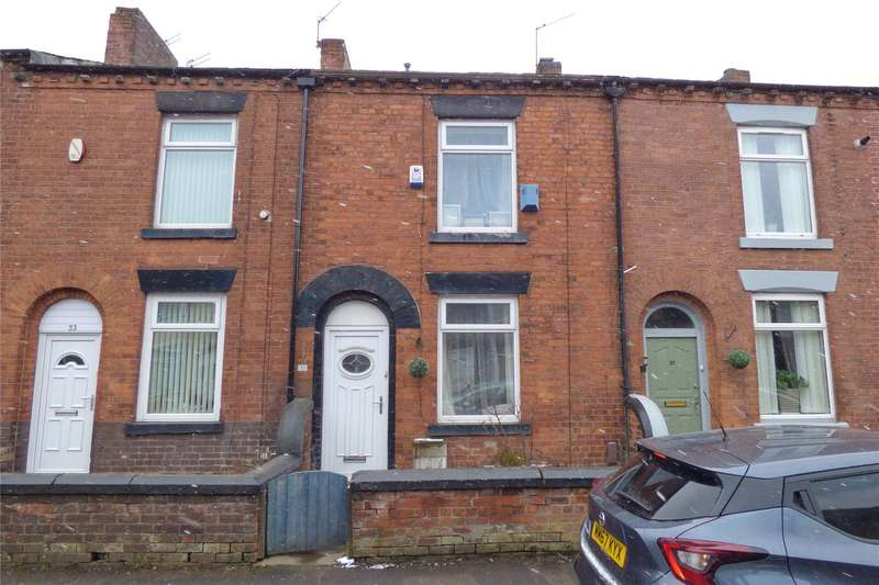 2 Bedrooms Terraced House for sale in Turf Lane, Chadderton, Oldham, Greater Manchester, OL9