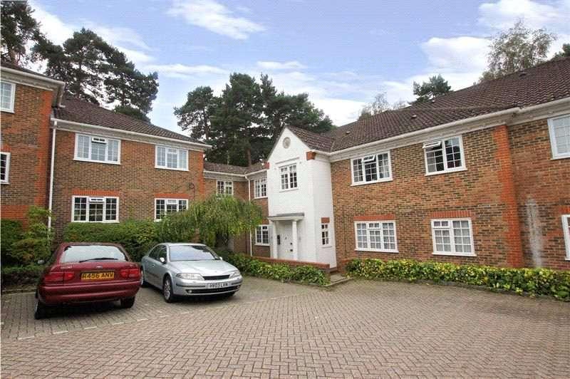 1 Bedroom Maisonette Flat for sale in Fairway Heights, Camberley, Surrey, GU15