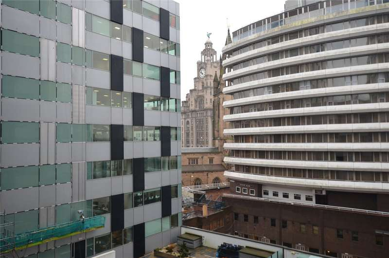 2 Bedrooms Apartment Flat for sale in Unity Building, 3 Rumford Place, Liverpool, L3