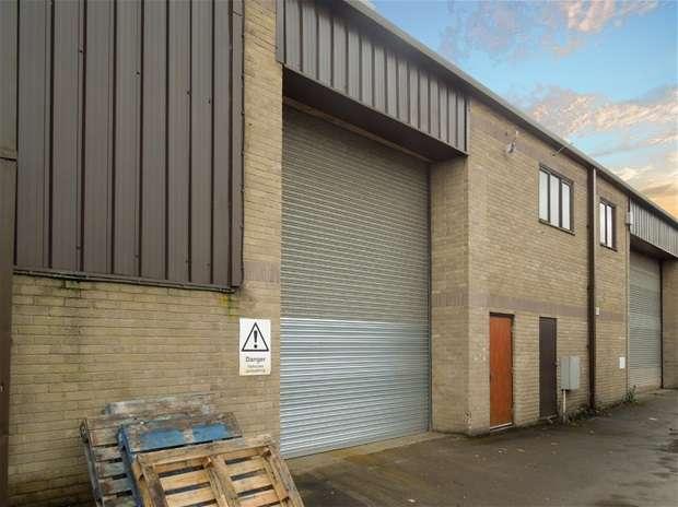 Light Industrial Commercial for rent in Farrington Fields Trading Estate, Farrington Gurney