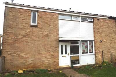 2 Bedrooms End Of Terrace House for rent in Nene Walk, Daventry
