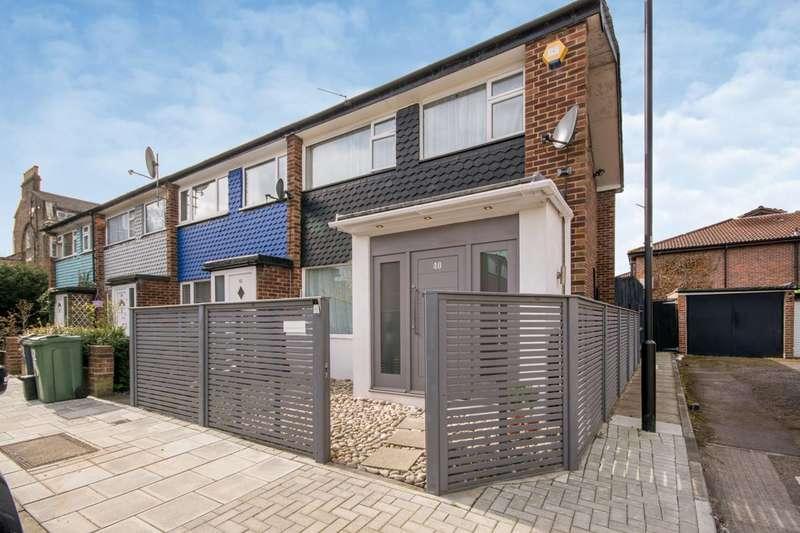 2 Bedrooms House for sale in De Montfort Road, Streatham Hill, SW16